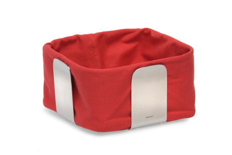 Bread Basket, large, red ,DESA