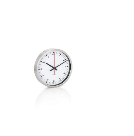 Wall Clock, white, Ø 24 cm,ERA