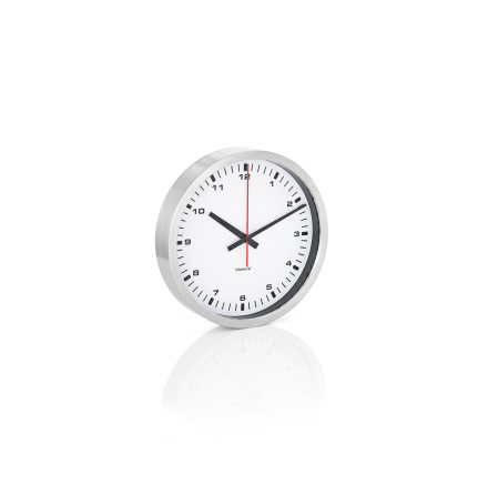 Wall Clock, white, Ø 30 cm,ERA