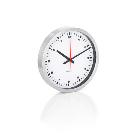 Wall Clock, white, Ø 40 cm,ERA