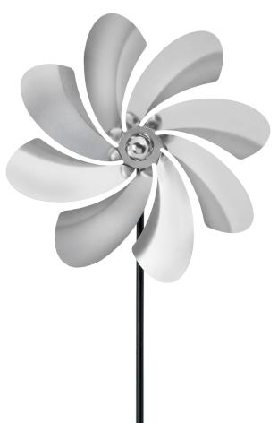 Pinwheel Ø 20 cm, curve,VIENTO