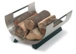 Wood Basket, round,CHIMO