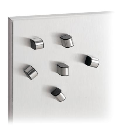Set 6 Magnets,TEWO