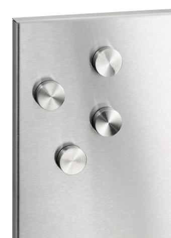 MURO Magneter i set om 4 st