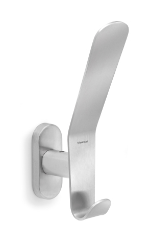 Wall Hook, single, flat,JUSTO