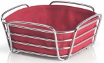 Bread Basket, large, red ,DELA