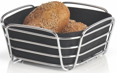 Bread Basket, small, black,DEL