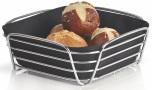 Bread Basket, large, black,DEL