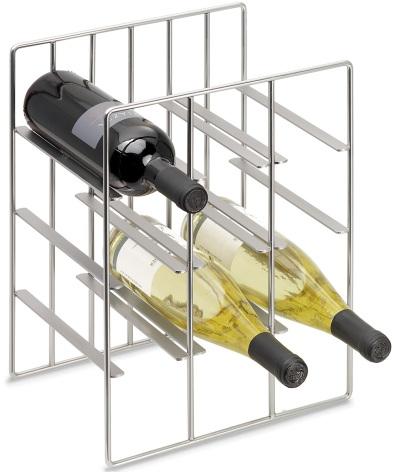 Wine Bottle Storage, holds 9 b