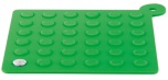 Trivet, green,LAP