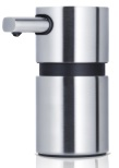 Soap Dispenser, sm, matt Brush