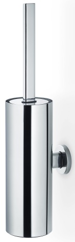 Wall-Mounted Toilet Brush, pol