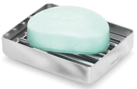 Soap dish, Rail, polished,NEXI