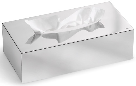 Tissue Box, polished,NEXIO
