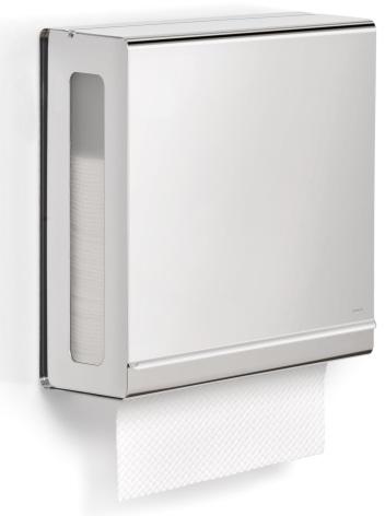 Paper Towel Dispenser, polishe