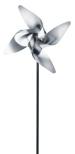 Pinwheel, 4 petal,VIENTO