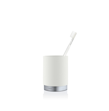 Toothbrush mug, white, ARA
