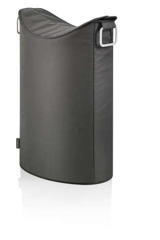 Laundry Bin, anthracite,FRISCO