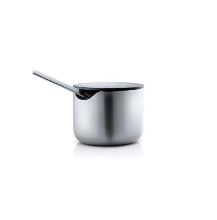 Sugar bowl with plastic lid,BA