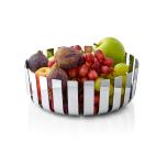 Fruit Bowl, polished,GUSTO