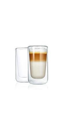 NERO glas 2-pack Latte Macchiato