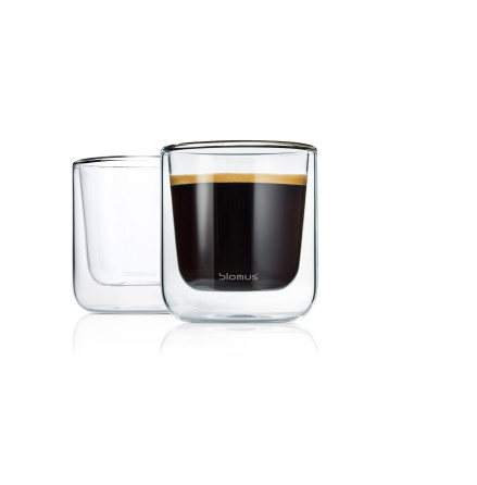 NERO kaffeglas 2-pack